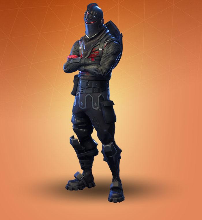 Black Knight Fortnite Skin