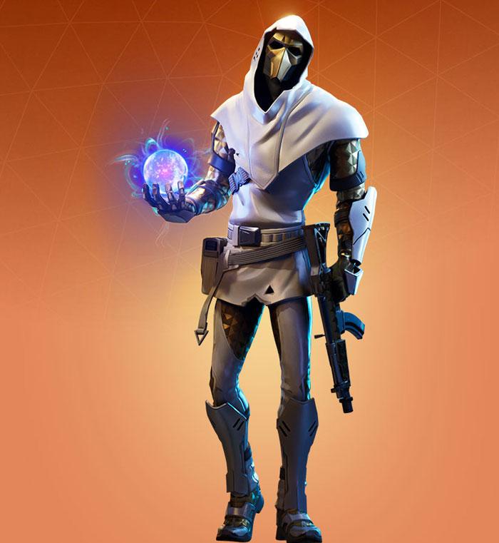 Fusion Fortnite Skin