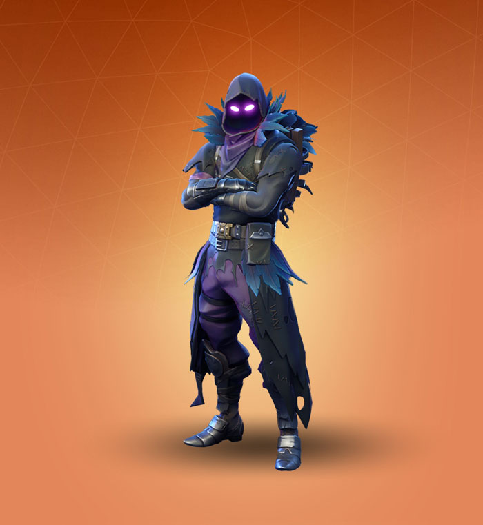 Raven Fortnite Skin