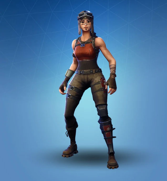 Renegade Fortnite Skin