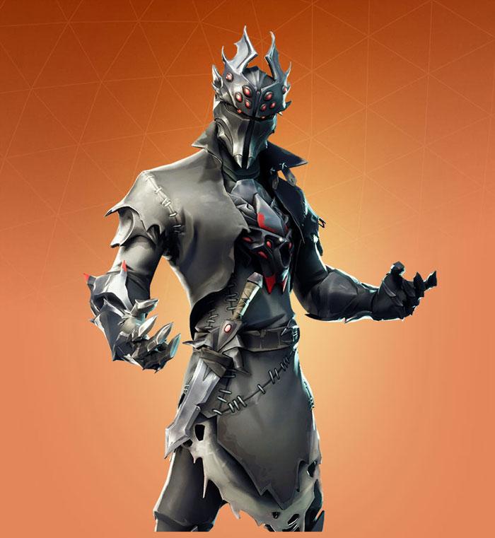 Spider Knight Fortnite Skin