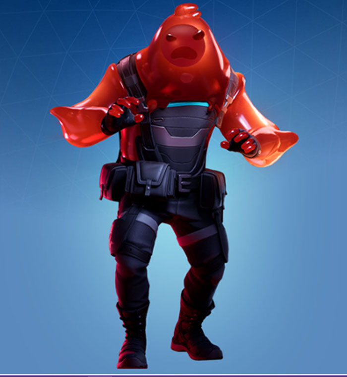 sludge fortnite skin