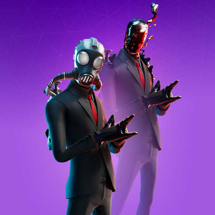 Chaos Agent Fortnite Skin
