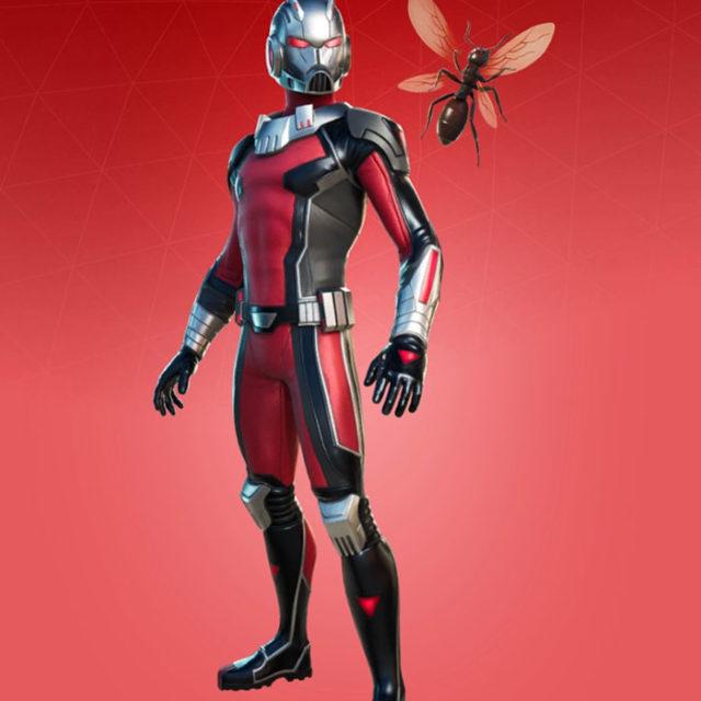 Ant-Man Fortnite Skin