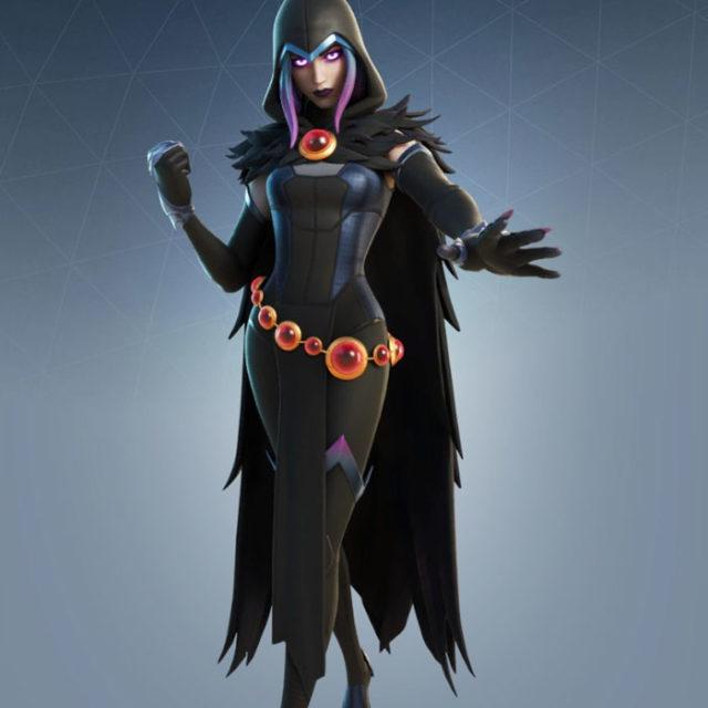 Rebirth Raven Fortnite Skin